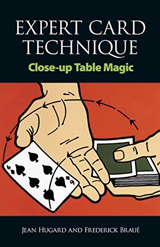 9780486217550: Expert Card Technique: Close-Up Table Magic