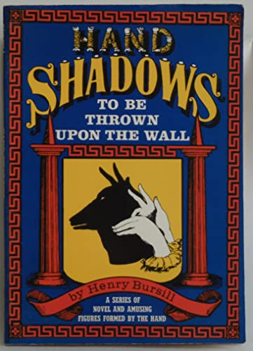 9780486217796: Hand Shadows To Be Thrown Upon The Wall
