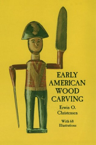 9780486218403: Early American Wood Carving