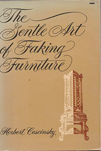 Gentle Art of Faking Furniture: Herbert Cescinsky