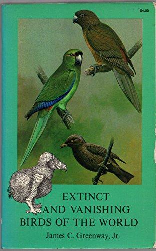 9780486218694: Extinct and Vanishing Birds of the World