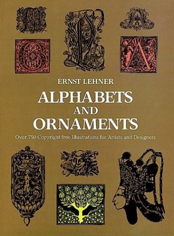 Alphabets and Ornaments (Picture Archives)