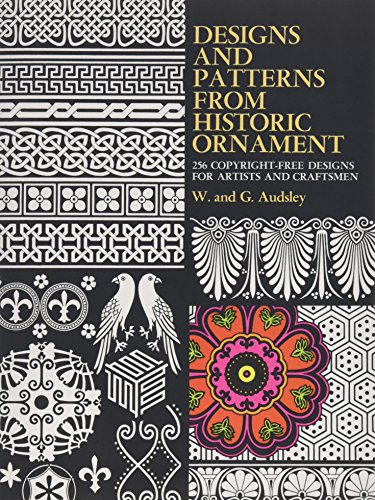 9780486219318: Designs and Patterns from Historic Ornament (Dover Pictorial Archive)