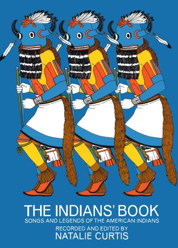 9780486219394: The Indians' Book (Native American)