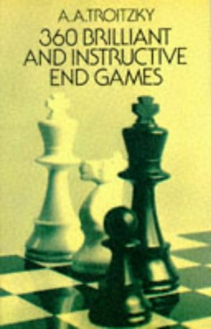 9780486219592: 360 Brilliant and Instructive End Games.