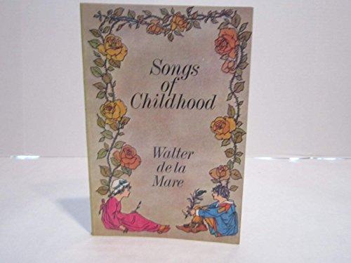 9780486219721: Songs of Childhood