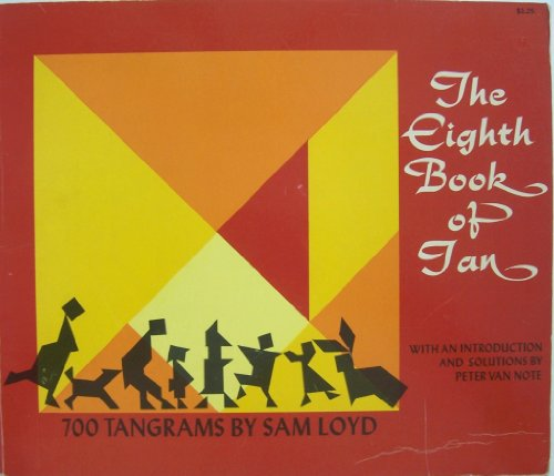 9780486220116: Eighth Book of Tan: 700 Tangrams