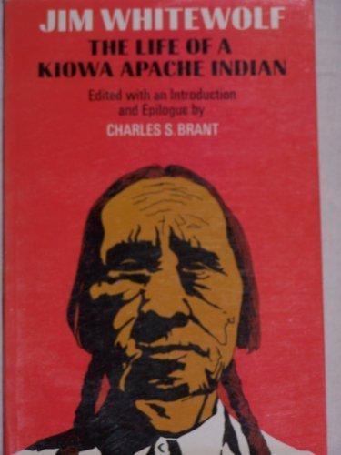 Jim Whitewolf: The Life of a Kiowa Apache Indian: Whitewolf, Jim