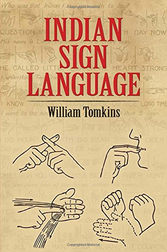 9780486220291: Indian Sign Language (Native American)