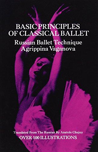 9780486220369: Basic Principles of Classical Ballet: Russian Ballet Technique