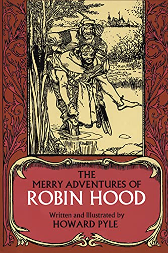 The Merry Adventures of Robin Hood of: Pyle, Howard