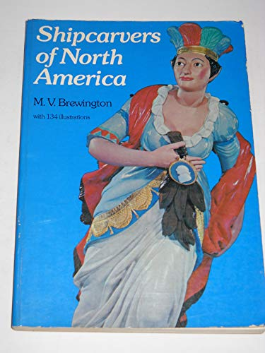 9780486221687: Shipcarvers of North America