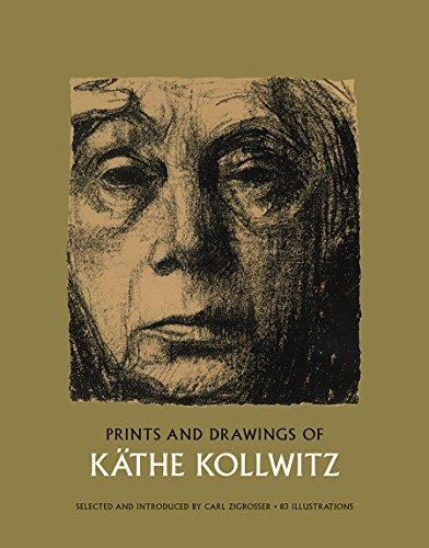 9780486221779: Prints and Drawings of Käthe Kollwitz (Dover Fine Art, History of Art)