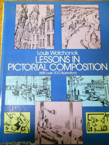 9780486221816: Lessons in Pictorical Composition