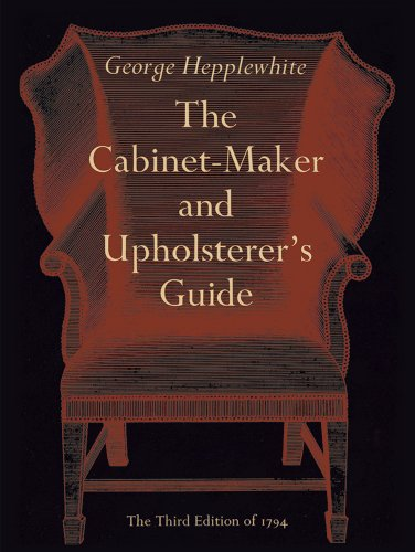 9780486221830: The Cabinet-Maker and Upholsterer's Guide