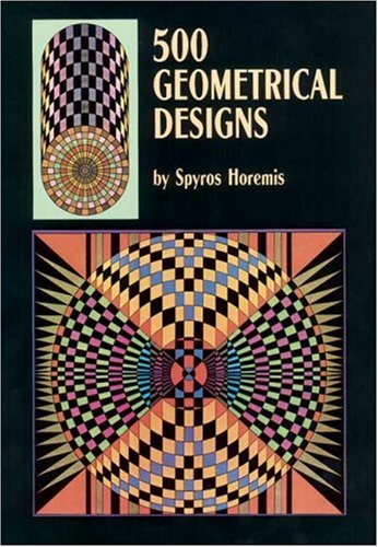 9780486222141: Optical and Geometrical Patterns and Designs (Picture Archives)