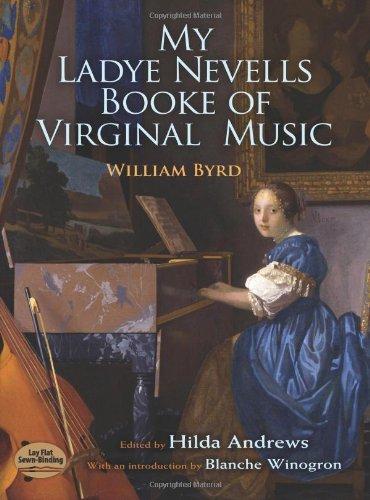 9780486222462: My Ladye Nevells Booke of Virginal Music