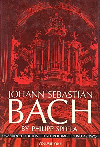 Johann Sebastian Bach.: SPITTA, PHILIPP