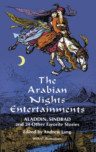 9780486222899: The Arabian Nights Entertainments (Dover Children's Classics)