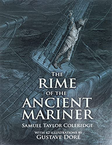 9780486223056: The Rime of the Ancient Mariner (Dover Fine Art, History of Art)