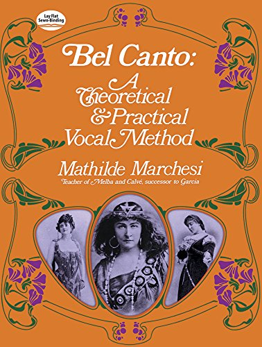 9780486223155: Bel Canto Theoretical and Practical Vocal Method