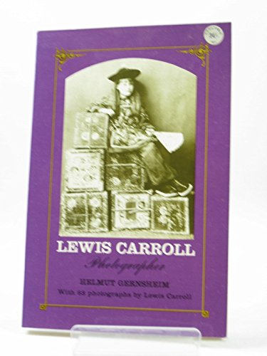 9780486223278: Lewis Carroll, Photographer