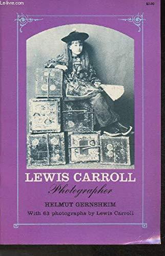 9780486223278: Lewis Carroll, Photographer