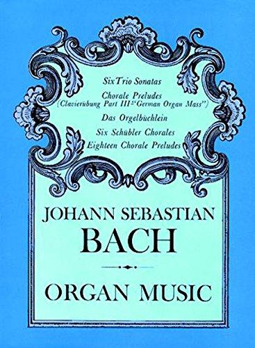 9780486223599: Organ Music (Dover Music for Organ)