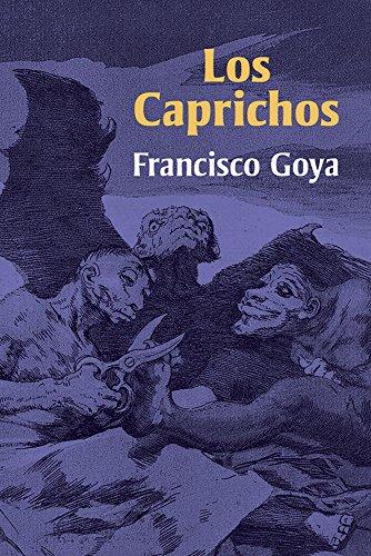 9780486223841: Los Caprichos (Dover Fine Art, History of Art)