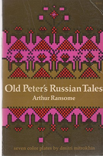 9780486224060: Old Peter's Russian Tales