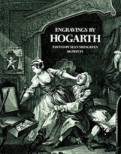 9780486224794: Engravings by Hogarth (Dover Fine Art, History of Art)