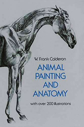 9780486225234: Animal Painting and Anatomy (Dover Anatomy for Artists)