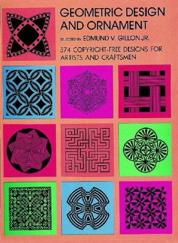 9780486225265: Geometric Design and Ornament (Dover Pictorial Archives)