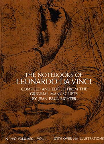 9780486225722: The Notebooks of Leonardo da Vinci, Vol. 1: 001 (Dover Fine Art, History of Art)