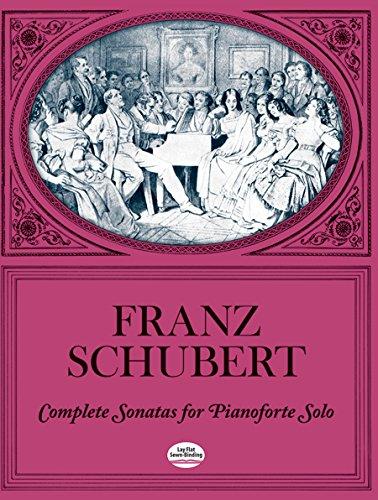9780486226477: Complete Sonatas for Pianoforte Solo (Dover Music for Piano)
