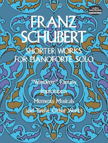 9780486226484: Shorter Works for Pianoforte Solo (Dover Music for Piano)
