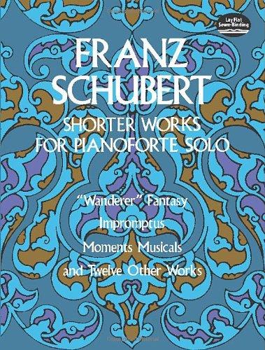 9780486226484: Shorter Works for Pianoforte Solo
