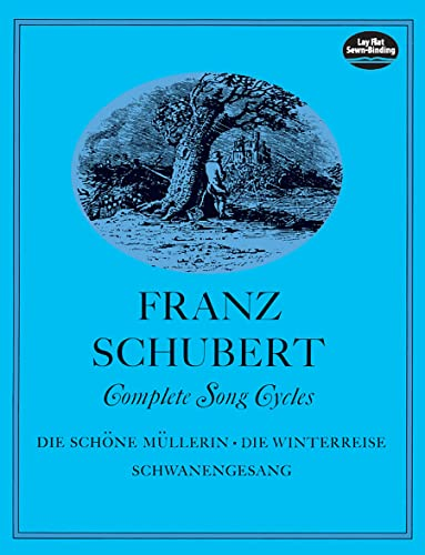 9780486226491: Complete Song Cycles (Dover Song Collections) (English and German Edition)