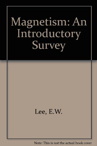 Magnetism: An Introductory Survey