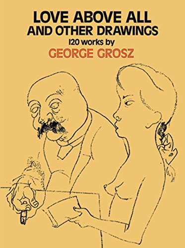 9780486226750: Love Above All and Other Drawings: 120 Works (Dover Fine Art, History of Art)