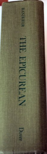 Epicurean A Complete Treatise of Analytical and Practical Studies on the Culinary Art