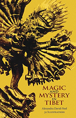 9780486226828: Magic and Mystery in Tibet