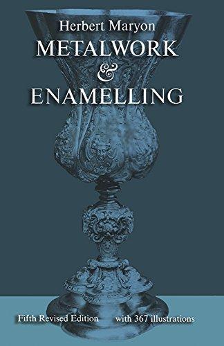 9780486227023: Metalwork and Enamelling