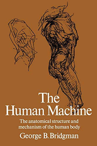 9780486227078: The Human Machine (Dover Anatomy for Artists)