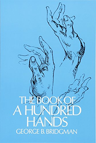 9780486227092: The Book of a Hundred Hands (Dover Anatomy for Artists)