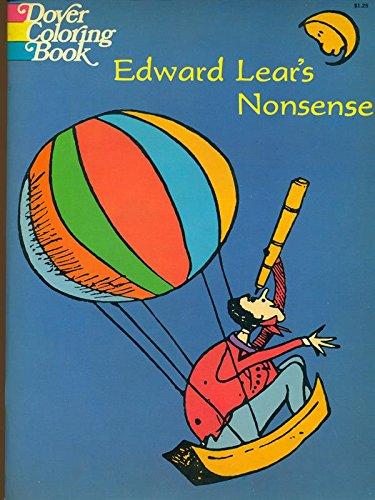 9780486227443: Edward Lear's Nonsense (The Colouring Books)
