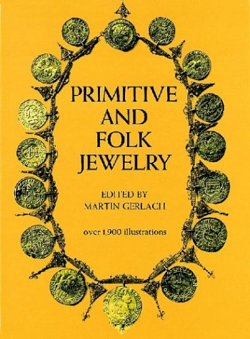 9780486227474: Primitive and Folk Jewelry