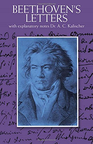 9780486227696: Beethoven's Letters (Dover Books on Music)
