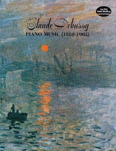 9780486227719: Claude Debussy: Piano Music (1888-1905)
