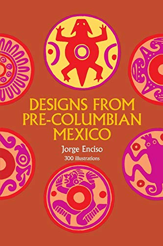 9780486227948: Designs from Pre-Columbian Mexico